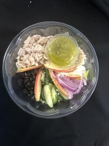 Chicken Apple Feta Salad